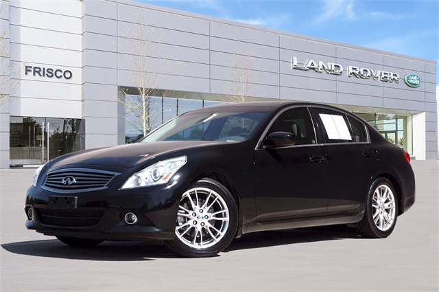 Pre-Owned 2013 INFINITI G37 Sport