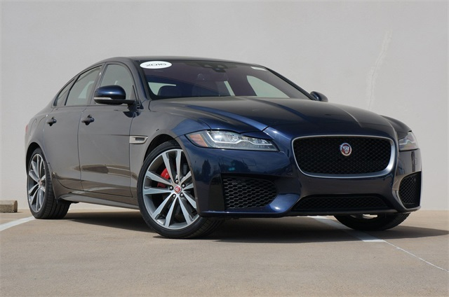 Certified Pre Owned 2016 Jaguar Xf S 4 Door Sedan In Frisco Fr9657 Land Rover