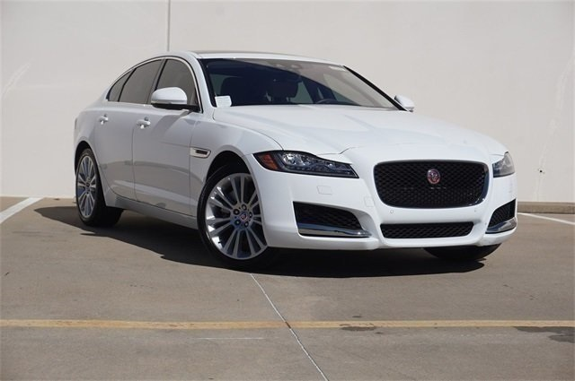 certified pre-owned 2018 jaguar xf prestige 4 door sedan in frisco