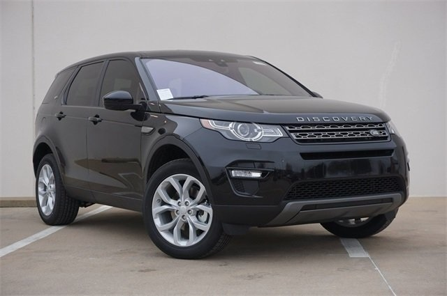 Land Rover Frisco >> New 2019 Land Rover Discovery Sport Se