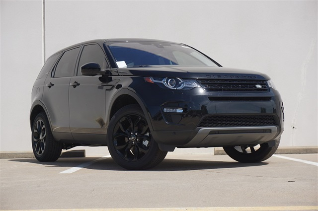 Land Rover Frisco >> New 2019 Land Rover Discovery Sport Hse
