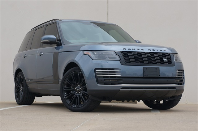 Certified Pre-Owned 2018 Land Rover Range Rover 5.0L V8 Supercharged Autobiography