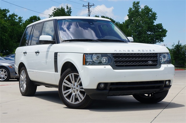 Pre-Owned 2011 Land Rover Range Rover HSE