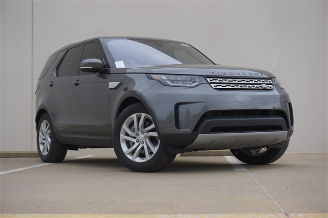 Land Rover Frisco >> New 2019 Land Rover Discovery Hse