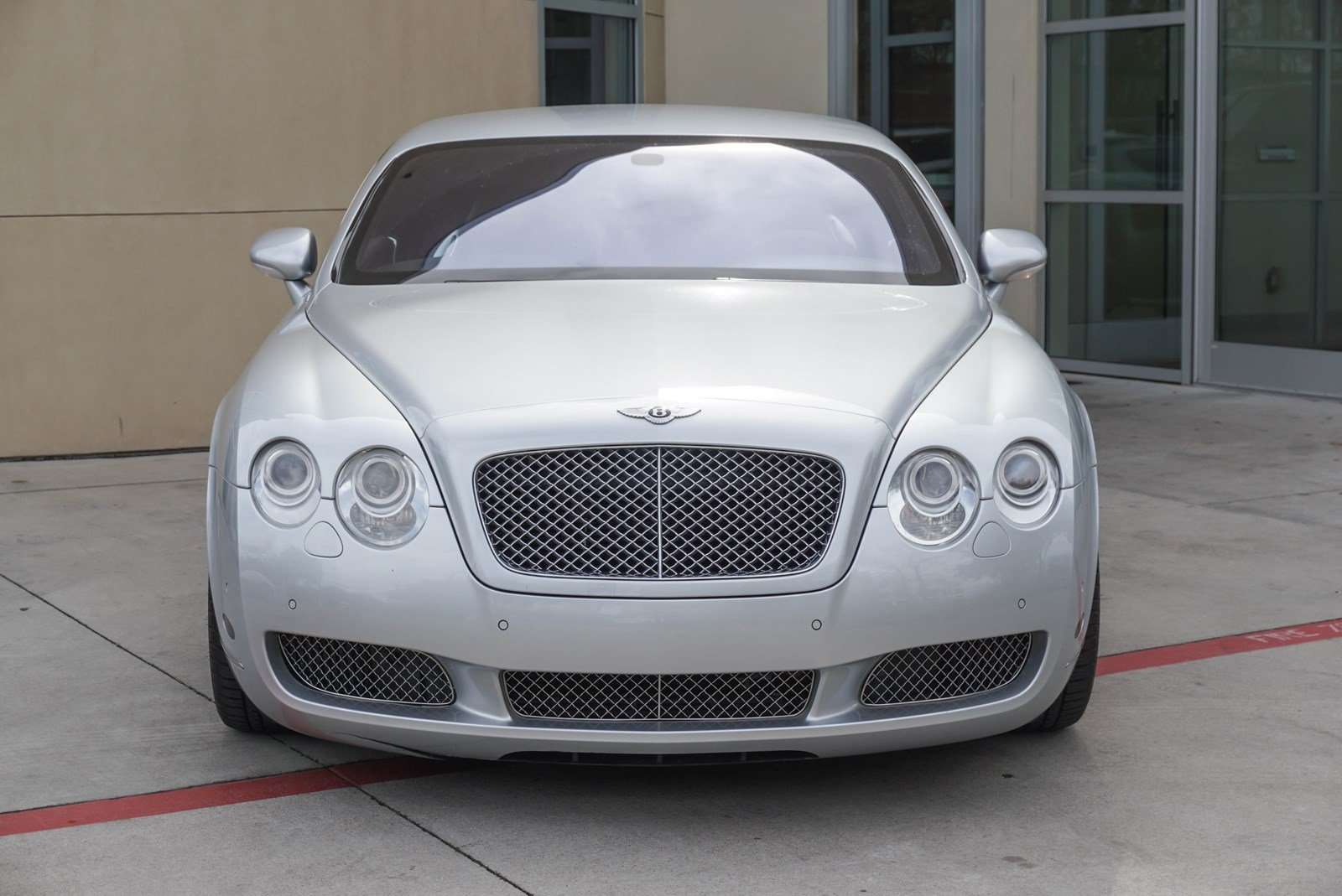 Pre-Owned 2004 Bentley Continental GT Base