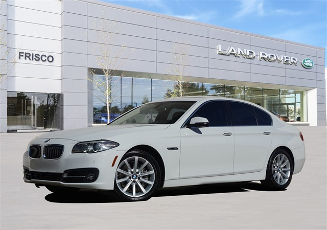Pre-Owned 2015 BMW 5 Series 535i