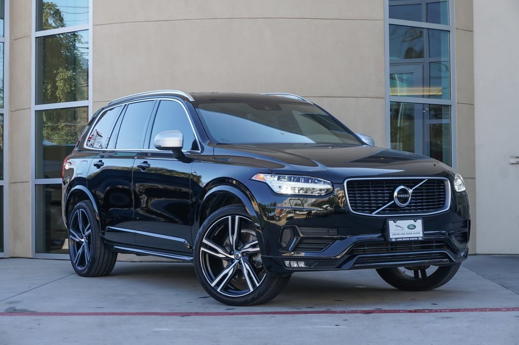 Pre-Owned 2016 Volvo XC90 T5 R-Design