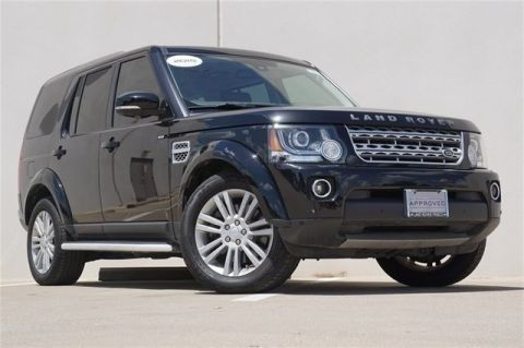 Certified Pre-Owned 2015 Land Rover LR4 LE