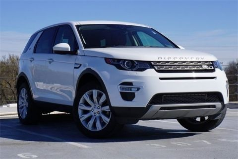 Certified Pre-Owned 2016 Land Rover Discovery Sport HSE Luxury