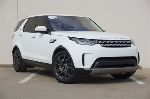 Pre-Owned 2018 Land Rover Discovery HSE Luxury